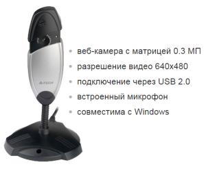 Бюджетная веб-камера